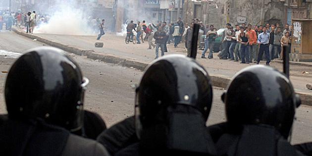 North African Unrest