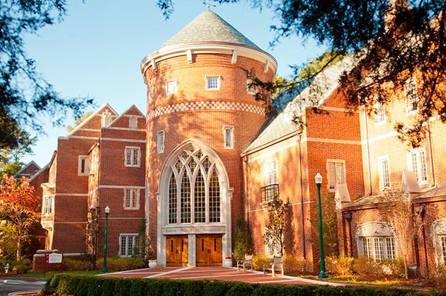 No. 16 University of Richmond Robins School of Business