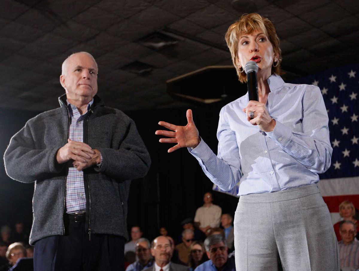 Why Are McCain loyalists afraid to accept the failure of Free Market economics?