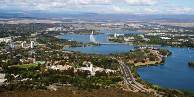 No. 18 Most Expensive City: Canberra, Australia