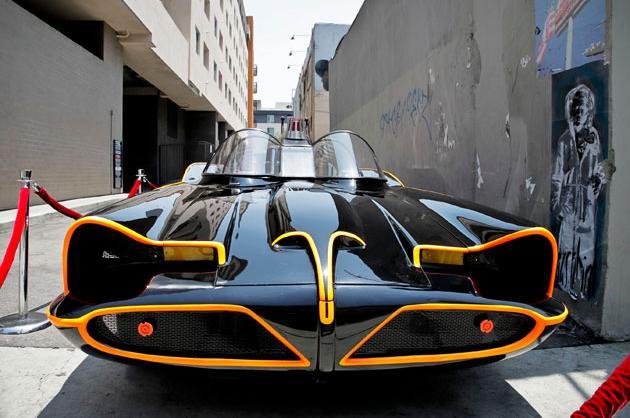 Holy Tailfins, Batman!