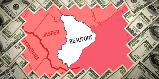 Most property tax paid in South Carolina: Beaufort County