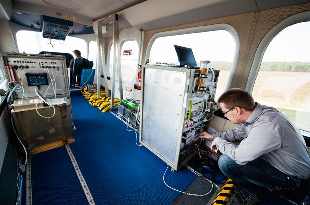 Checking Equipment