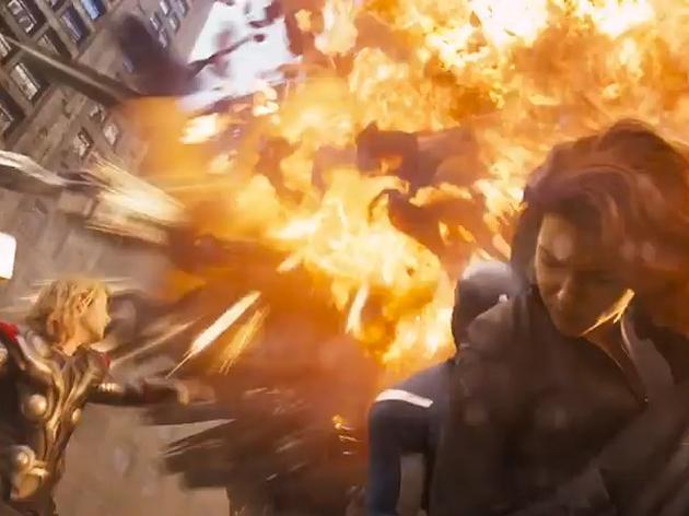 "9. ""The Avengers"" -- ""The Avengers,"" 6,338,084 views"