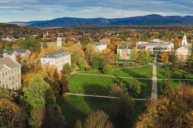 Best College ROI: Vermont