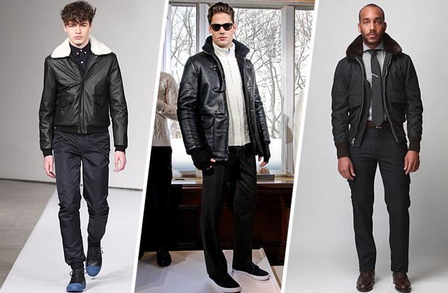 For The Weekend - The Luxe Bomber Jacket