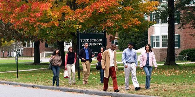No. 3: Dartmouth College
