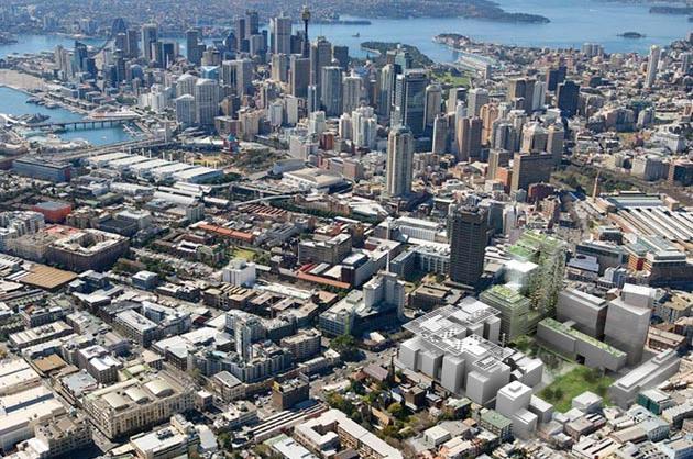 Greening the Cityscape