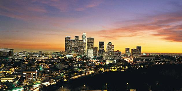 No. 6 City for Tech Jobs: Los Angeles