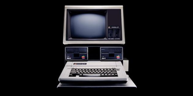 Apple IIe (1983)