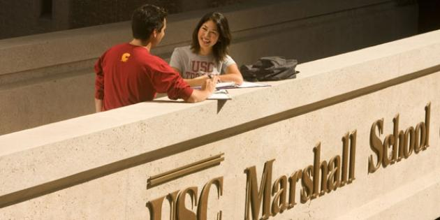 21. University of Southern California (Marshall)