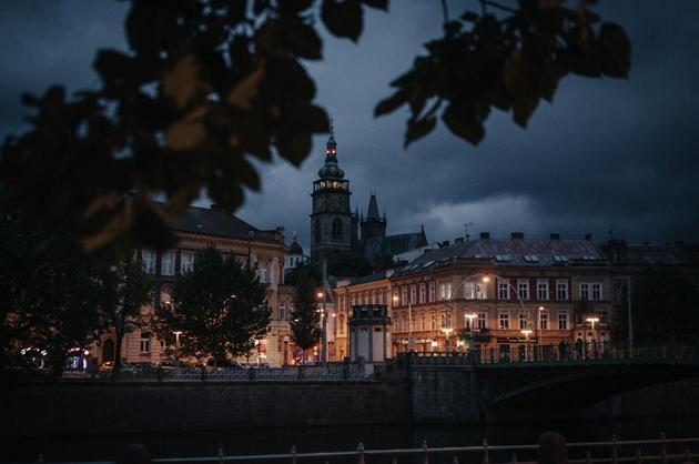The Czech Sky at Night
