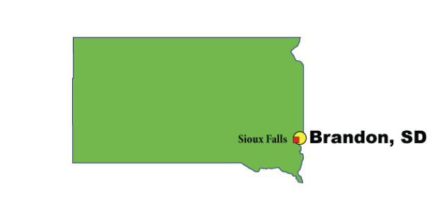 Most Expensive Suburb in South Dakota: Brandon
