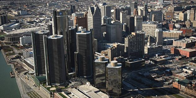 No. 15 City for Tech Jobs: Detroit