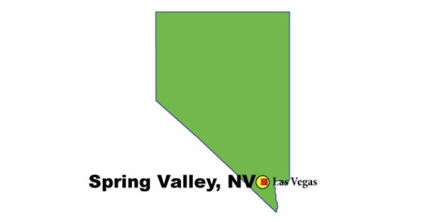 Most Expensive Suburb in Nevada: Spring Valley