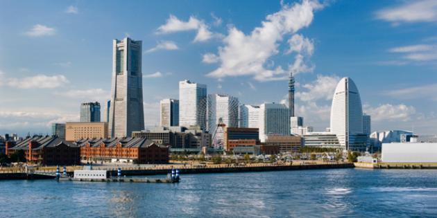 No. 5 Most Expensive City: Yokohama, Japan