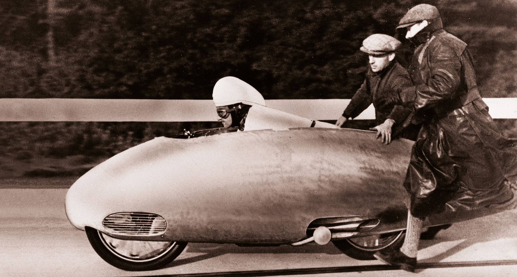 The Land Speed Record