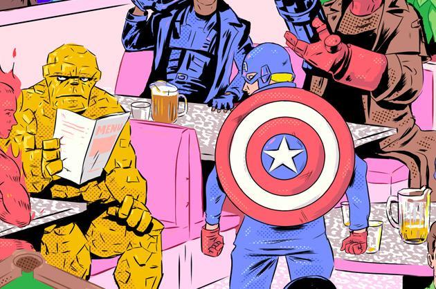 captain america movie essay