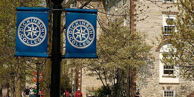 No. 37: Dickinson College