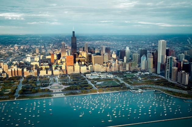 No. 5: Chicago