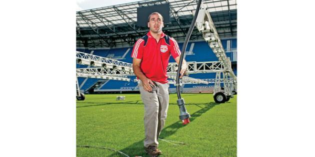 Dan Shemesh: Groundskeeper
