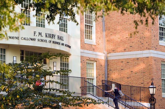 26. Wake Forest University