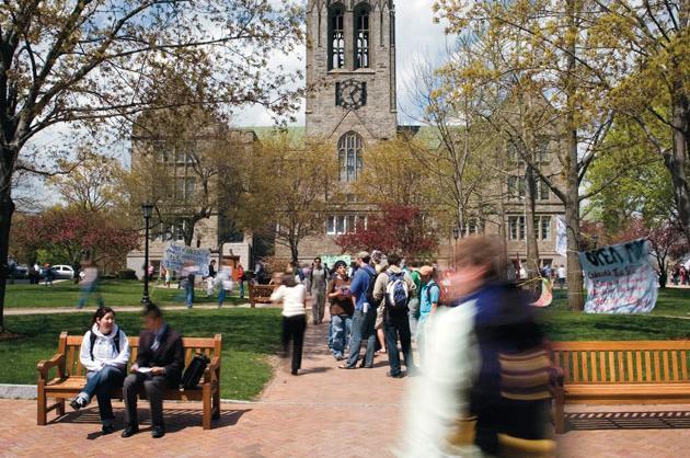6. Boston College (Carroll)