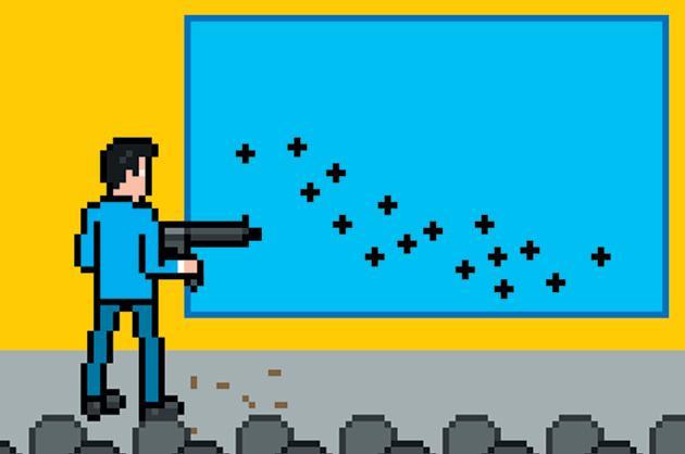 Unleash a Fusillade of Bullet Points