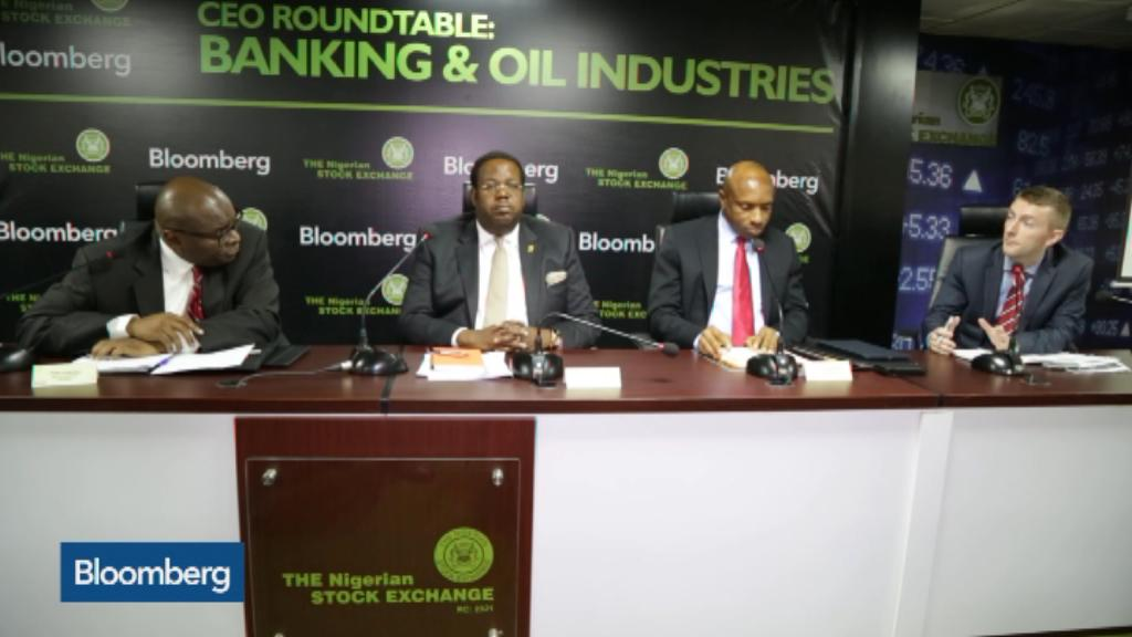banking industry in nigeria Despite the challenges to nigeria's economy, many of the country's banks  enjoyed  banking industry officials have highlighted two sectors as the primary .
