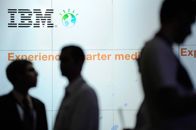 45. IBM