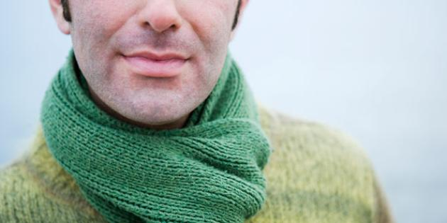 No. 9 Hot Holiday Import: Wool scarves