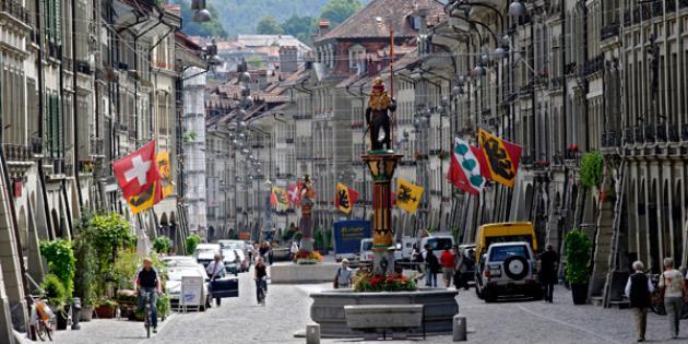 No. 10 Most Expensive City: Bern, Switzerland