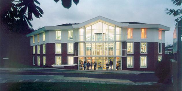 13. Warwick Business School