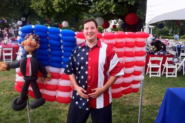 Odd Jobs: Professional Balloon Twister