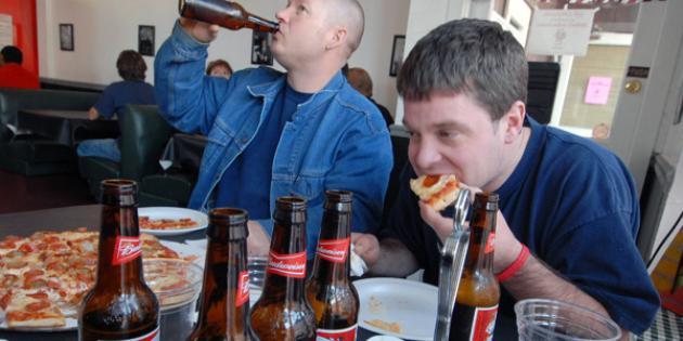 No. 21 Biggest Beer Drinker: Ohio
