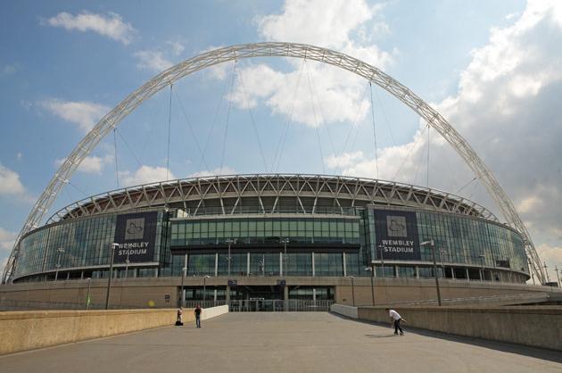 Wembley Stadium, London, 2007