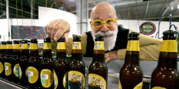No. 7 Biggest Beer Drinker: Vermont