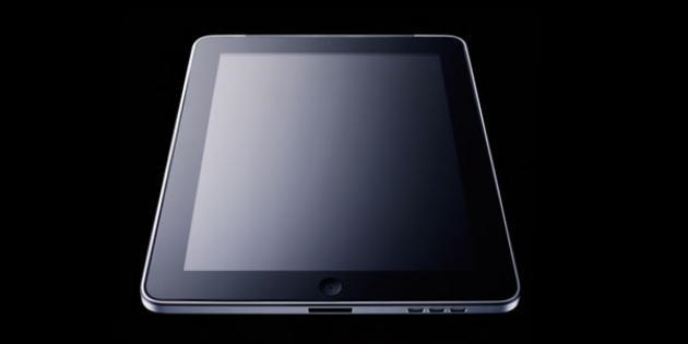 iPad (January 2010 – March 2011)