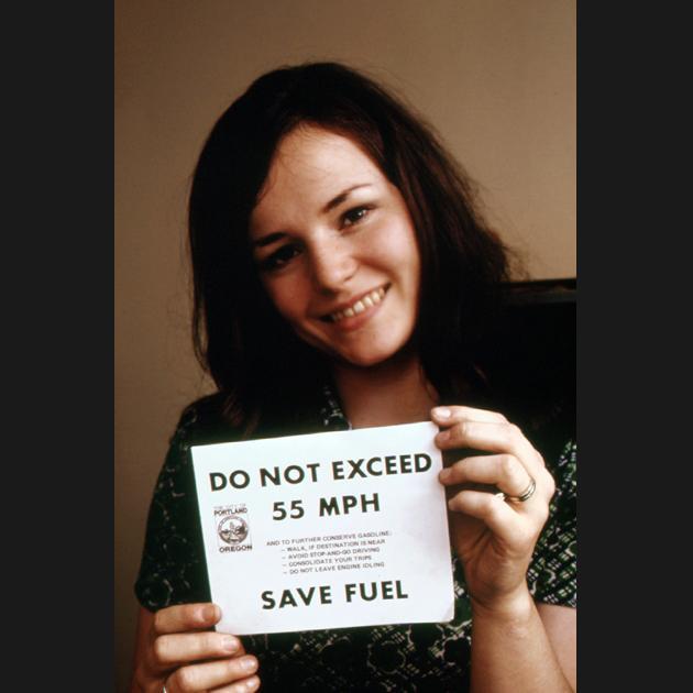 55 MPH Speed Limit