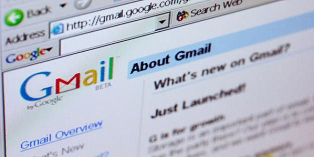 Gmail Launches