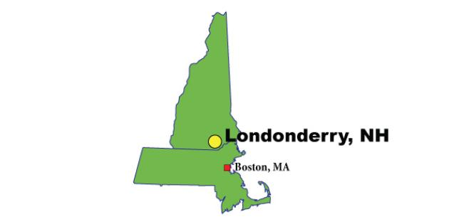 Most Expensive Suburb in New Hampshire: Londonderry