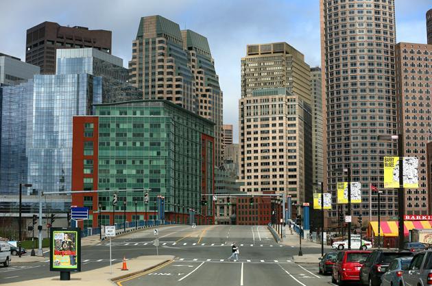 Quiet Boston