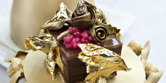 World's Most Expensive Dessert