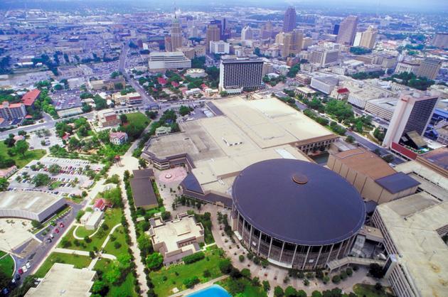 Best Place to Start Over No. 3: San Antonio, Tex., MSA