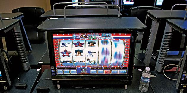 Slot Machine at Jack's