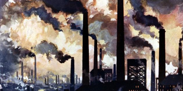 Too Much of a Good Thing: Industry
