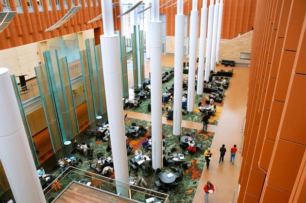 1. University of Michigan