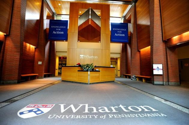 4. University of Pennsylvania (Wharton)