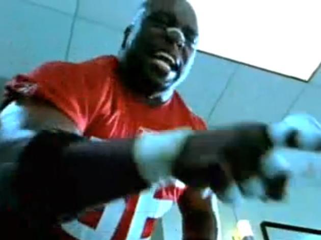 "6. ""Terry Tate: Office Linebacker"" -- Reebok, 12,181,098"