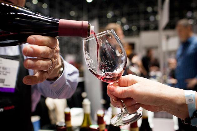 New York Wine Expo 2012